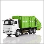 landfill diversion garbage truck