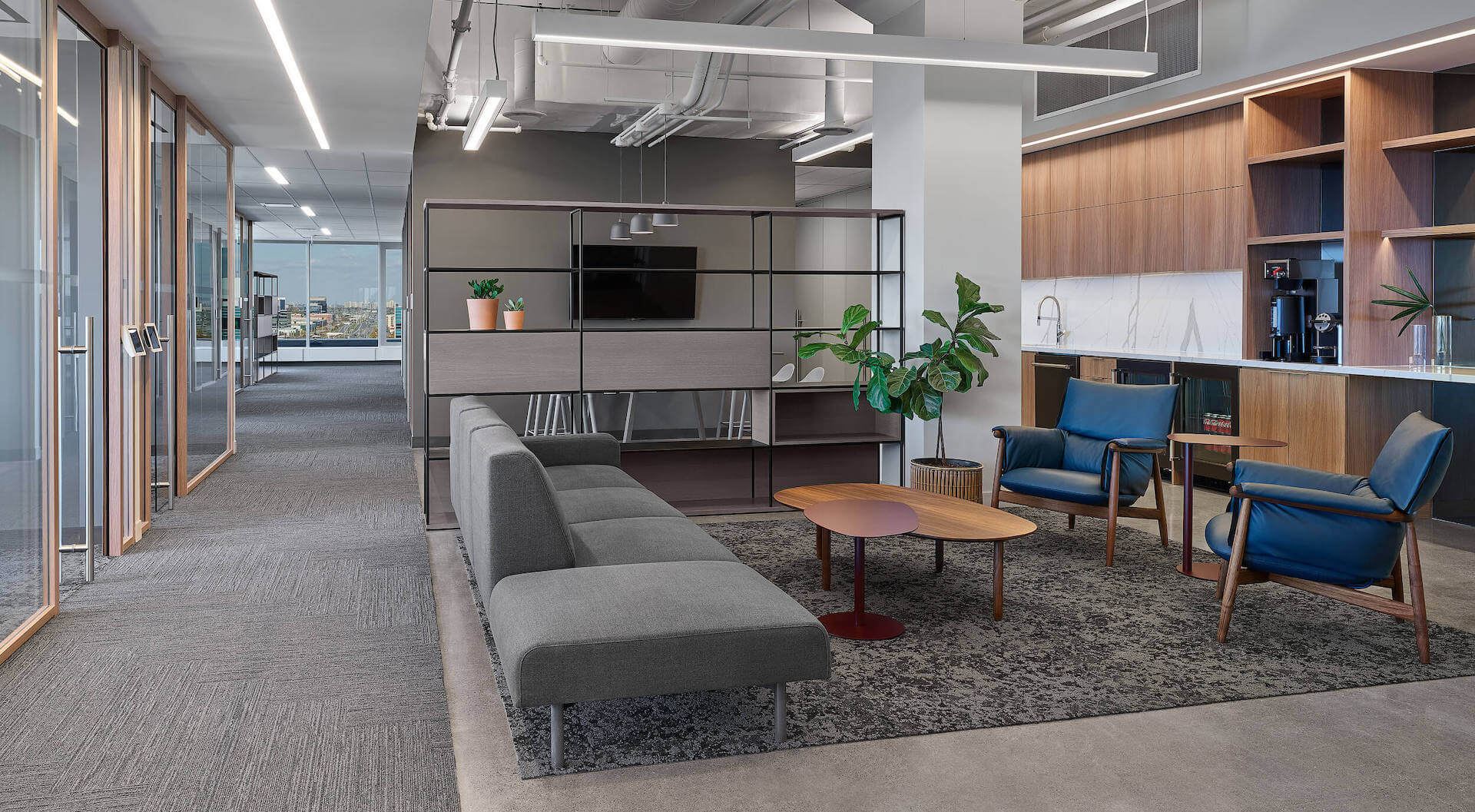 Collaborative Spaces: Designing for Well-Being and Flexibility